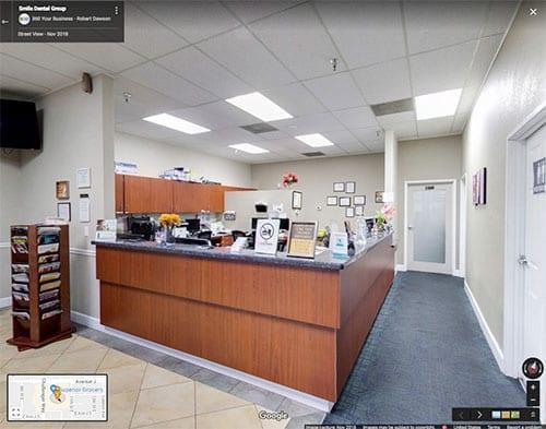 Smile Dental Group East Lancaster CA location
