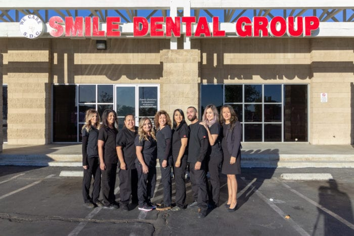 Palmdale California family dentist office